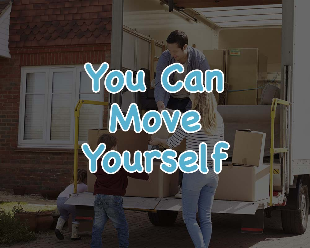 "quiz result displaying text ""you can move yourself"" laid over image of family moving themselves"